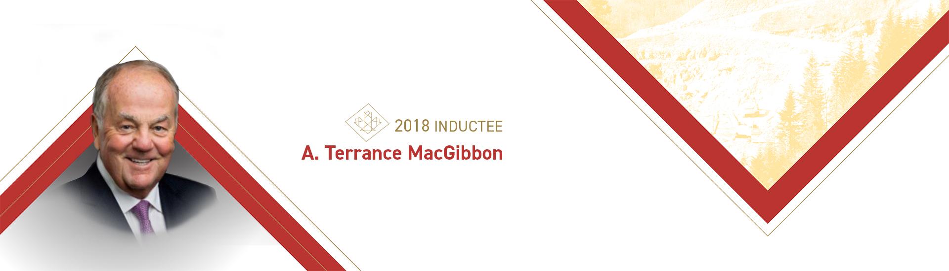 A. Terrance MacGibbon (1946 –    )