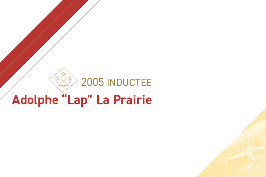 """Adolphe """"Lap"""" La Prairie (1893 – 1976)"""