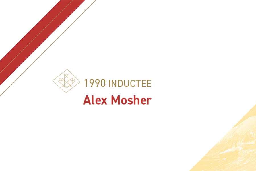 Alex Mosher (1900 – 1993)