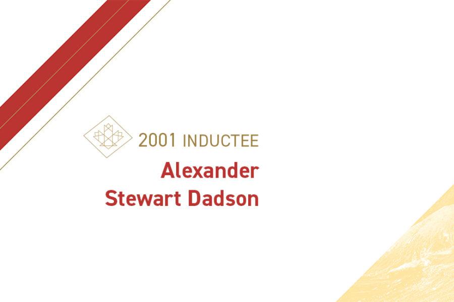 Alexander Stewart Dadson (1906 – 1968)
