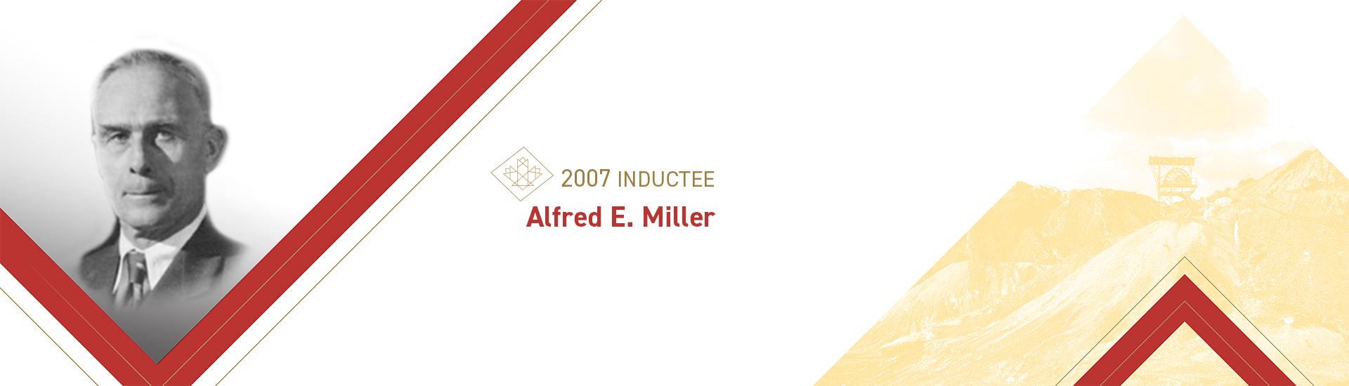Alfred E. Miller (1880 – 1983)