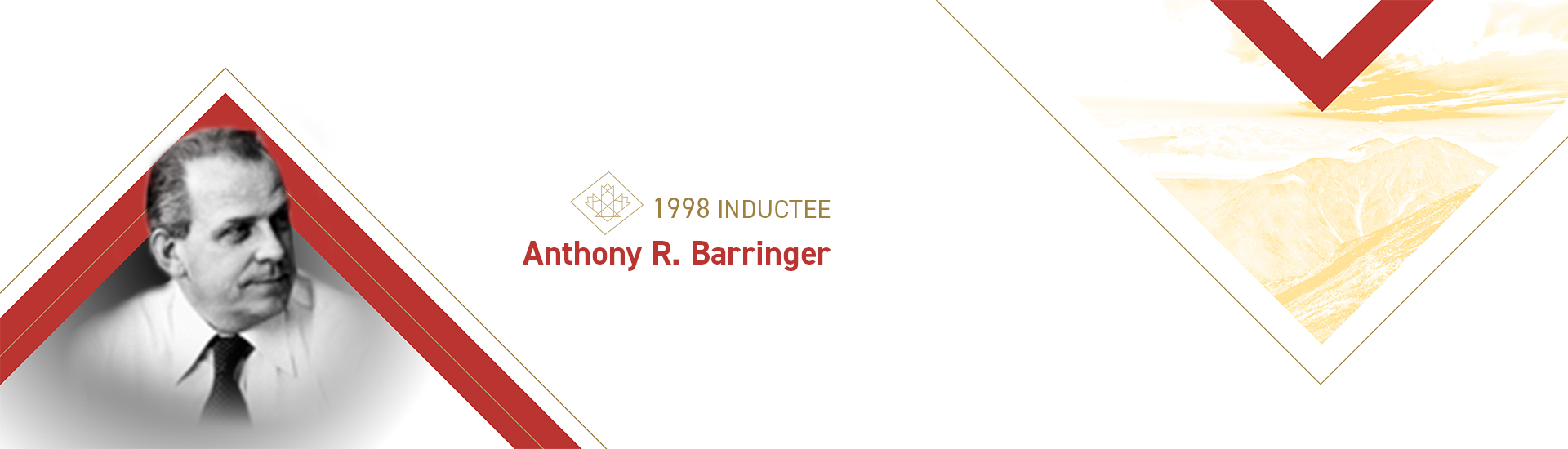 Anthony R. Barringer (1925 – 2009)