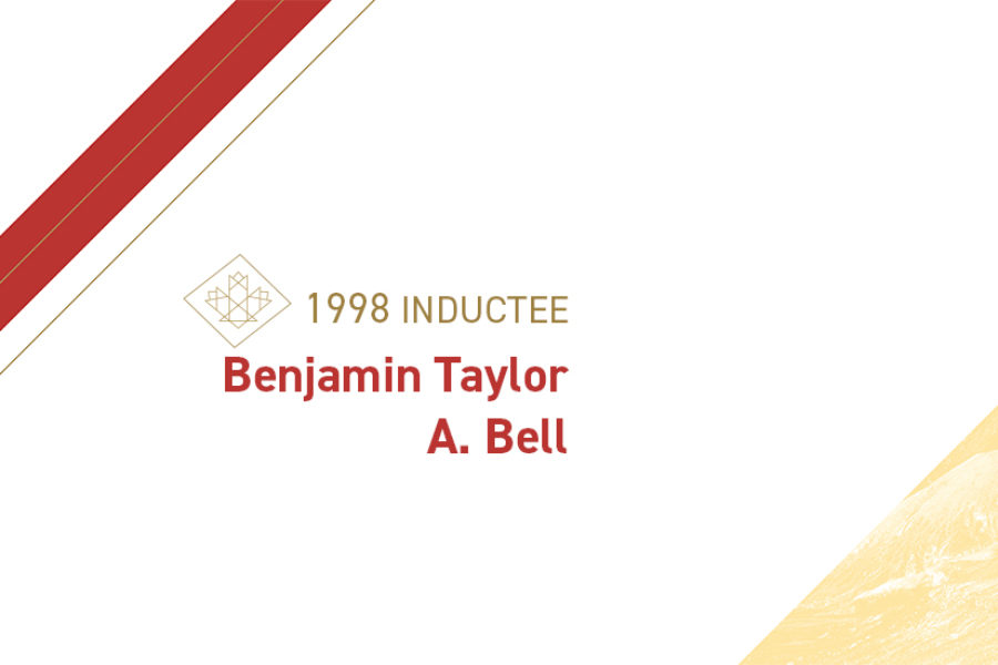 Benjamin Taylor A. Bell (1861 – 1904)