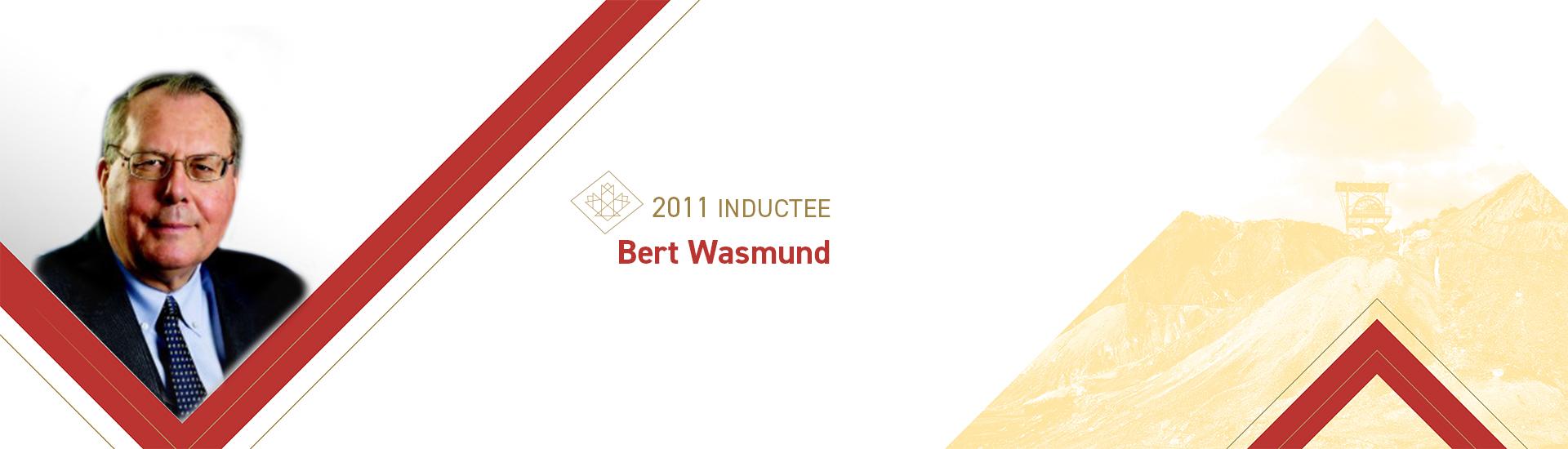 Bert Wasmund (b. 1939)