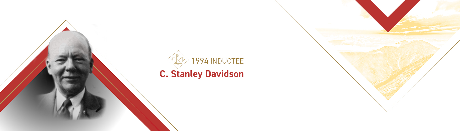 C. Stanley Davidson (1900 – 1967)