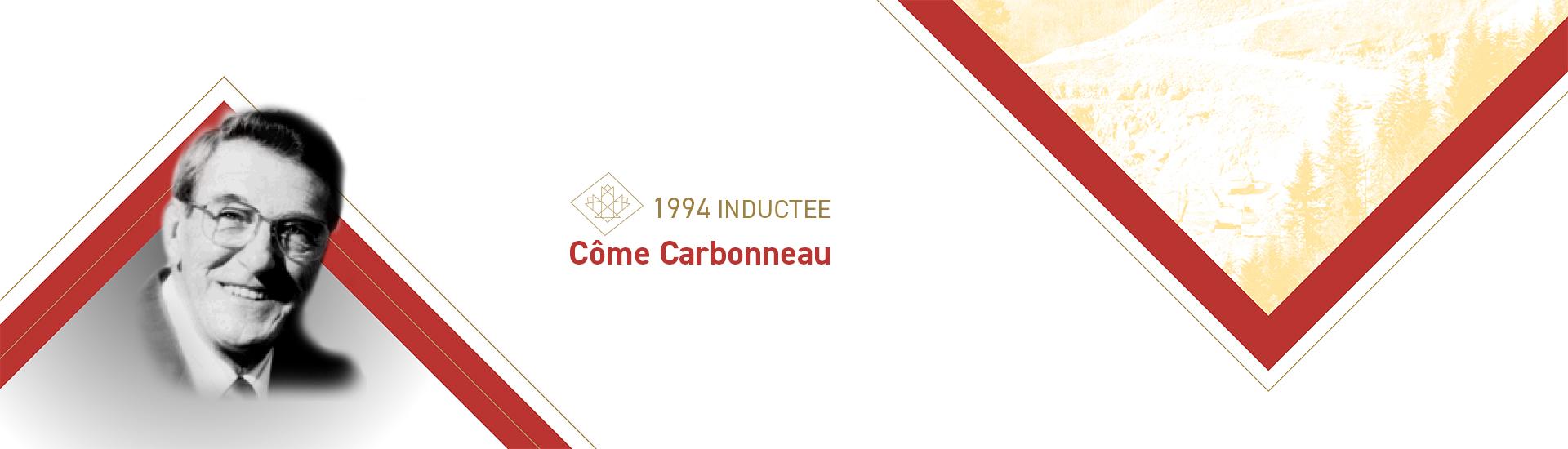 Côme Carbonneau (1923 – 2000)