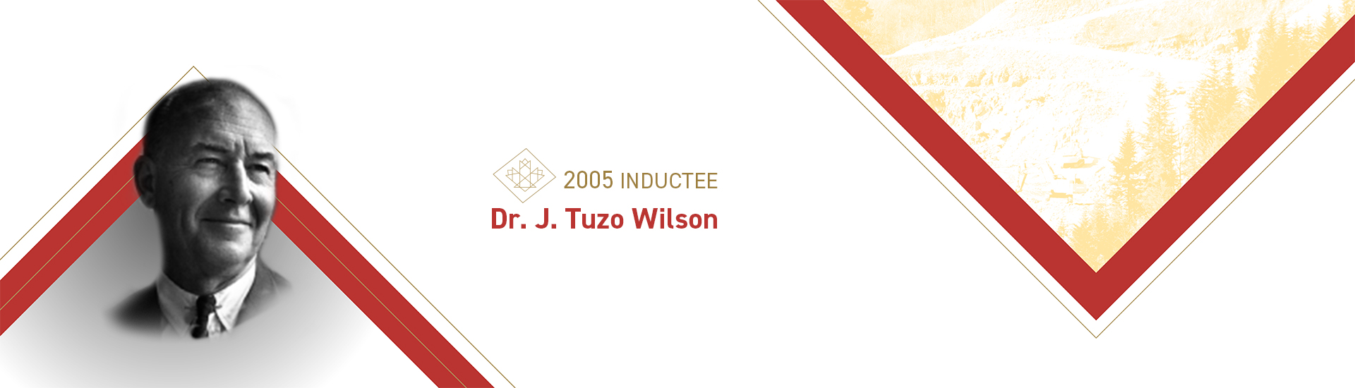 Canadian Mining Hall of Fame | J  Tuzo Wilson