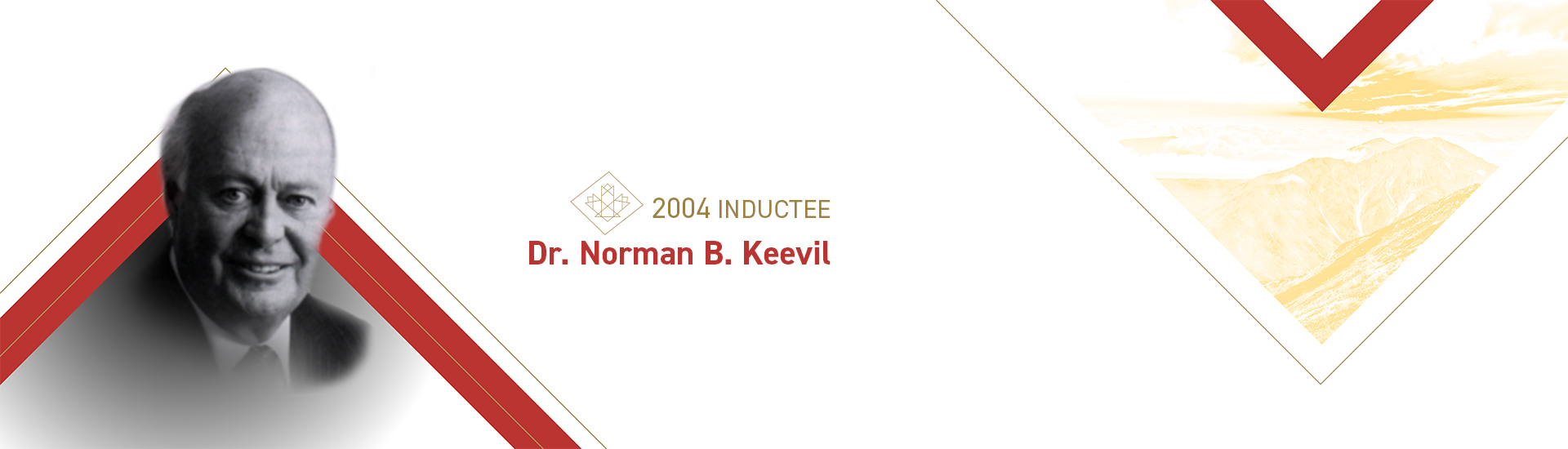 Dr. Norman B. Keevil (b. 1938)