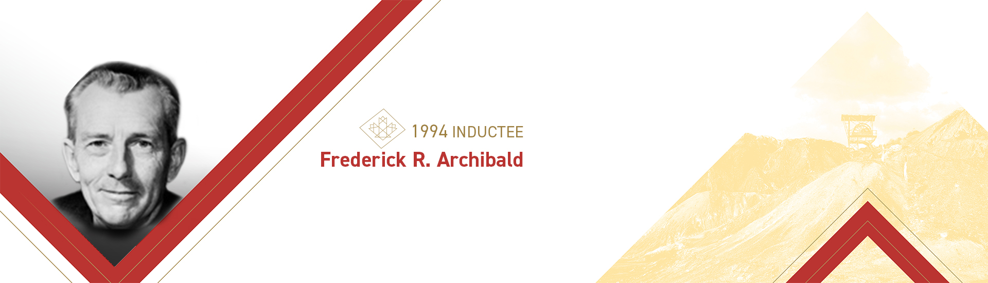 Frederick R. Archibald (1905 – 1996)
