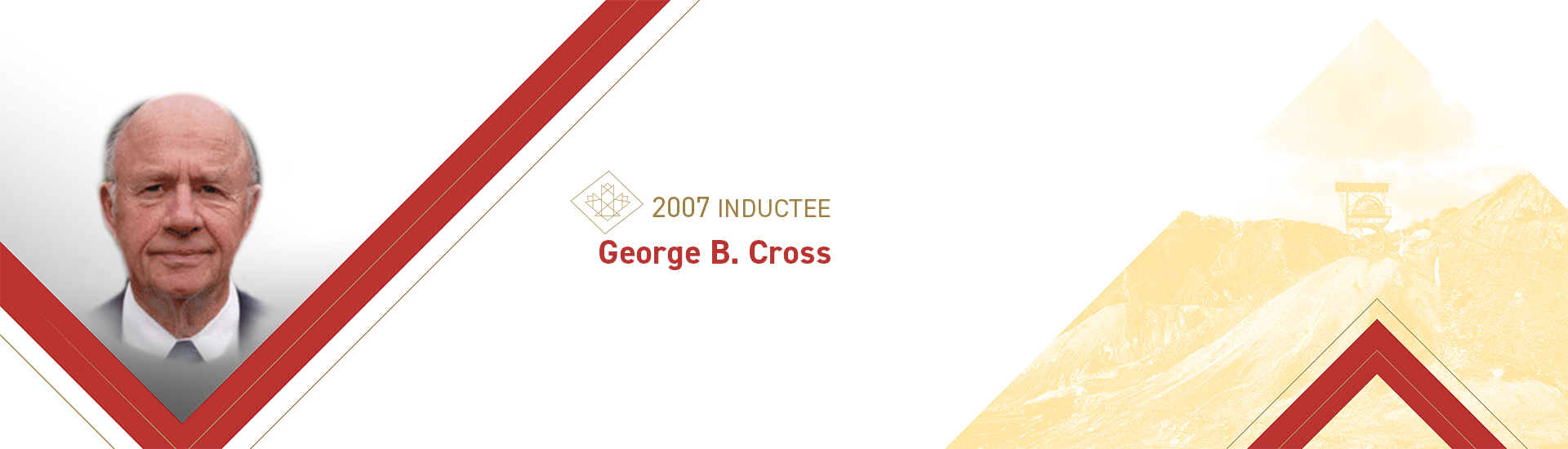 George B. Cross (b. 1932)