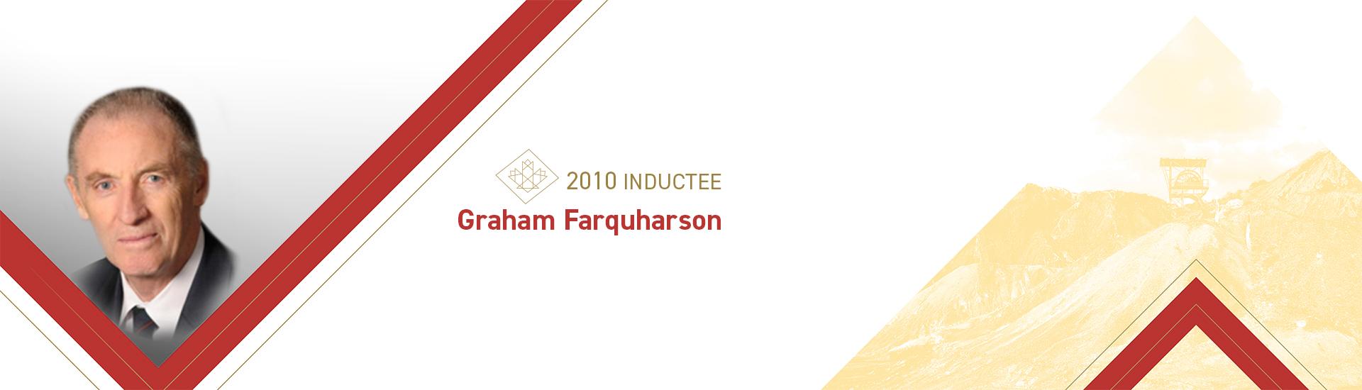 Graham Farquharson (b. 1940)