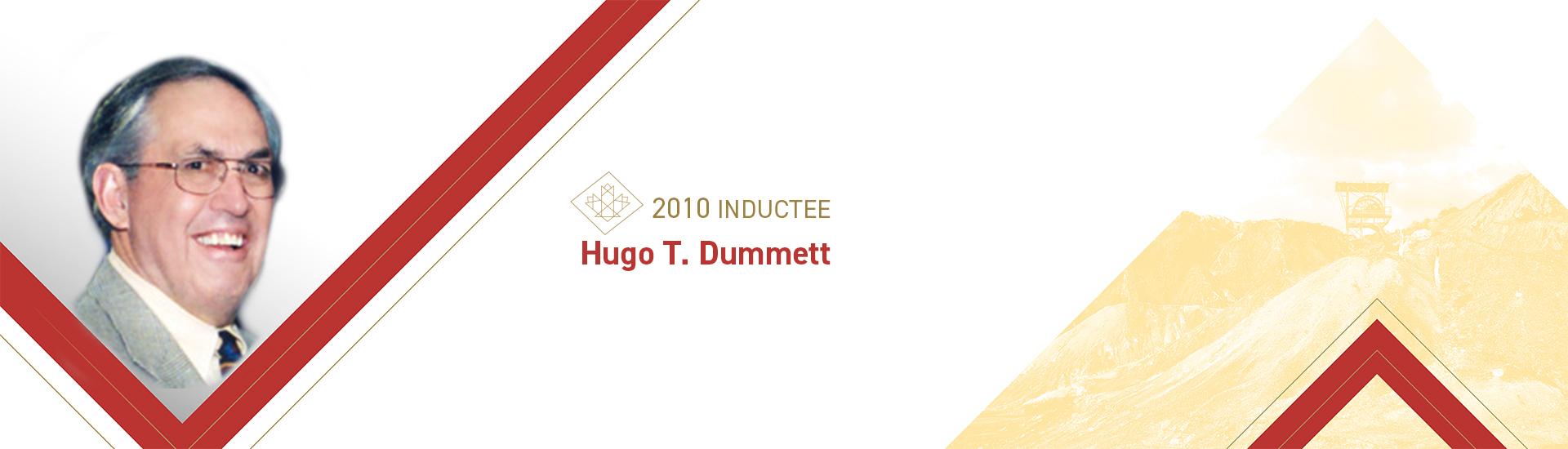 Hugo T. Dummett (1940 – 2002)