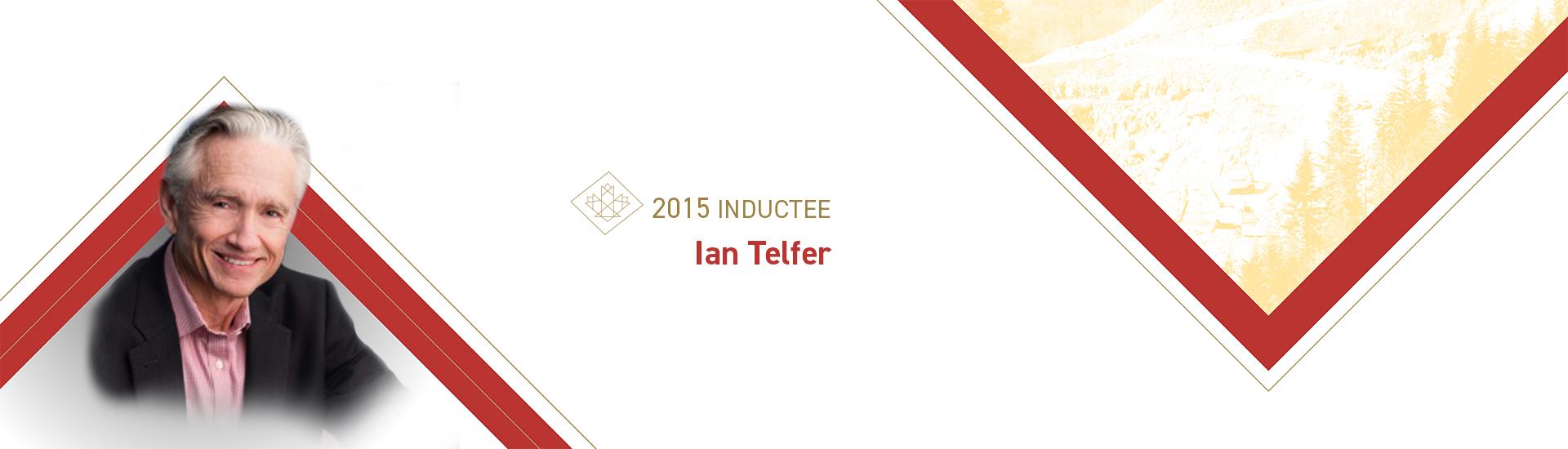 Ian Telfer (b. 1946)