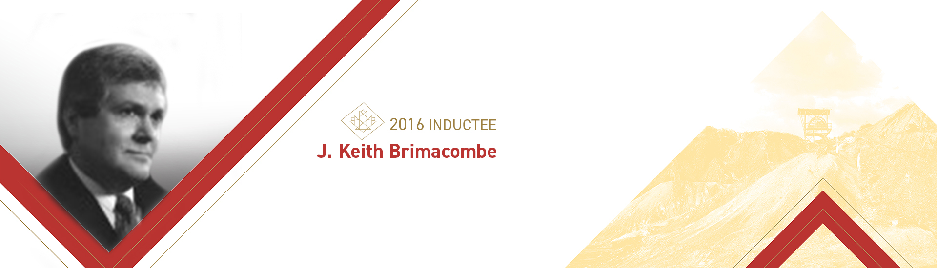 J. Keith Brimacombe (1943 – 1997)