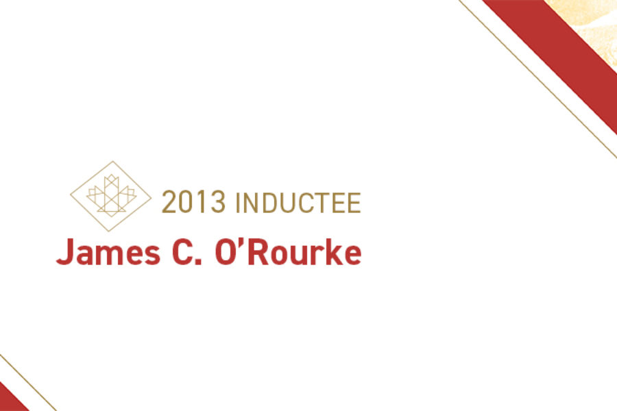 James C. O'Rourke (b. 1939)