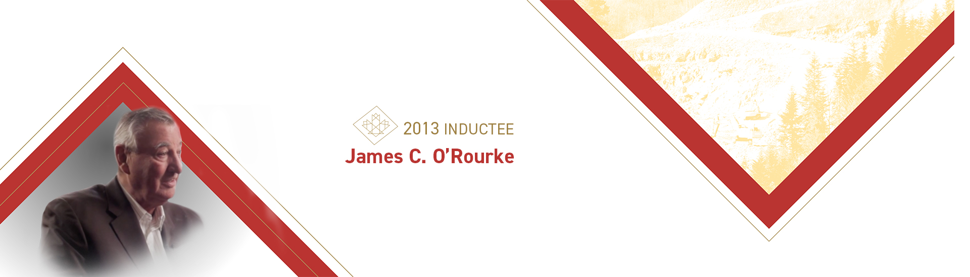 James C. O'Rourke (1939 –    )