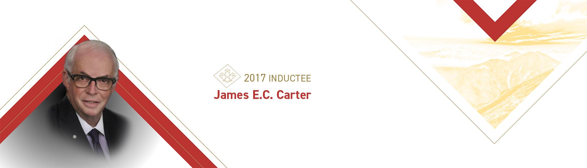 James E.C. Carter (1950-    )