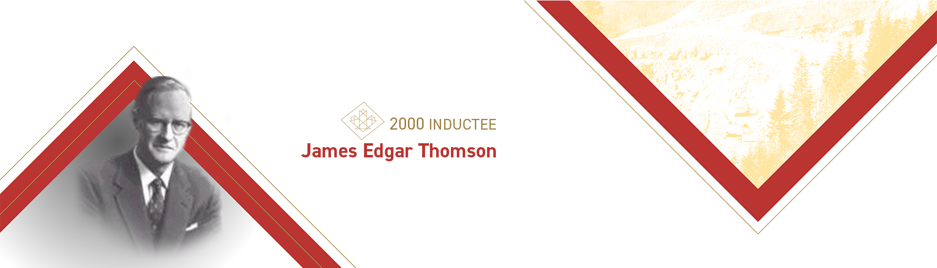 James Edgar Thomson (1906 – 1982)