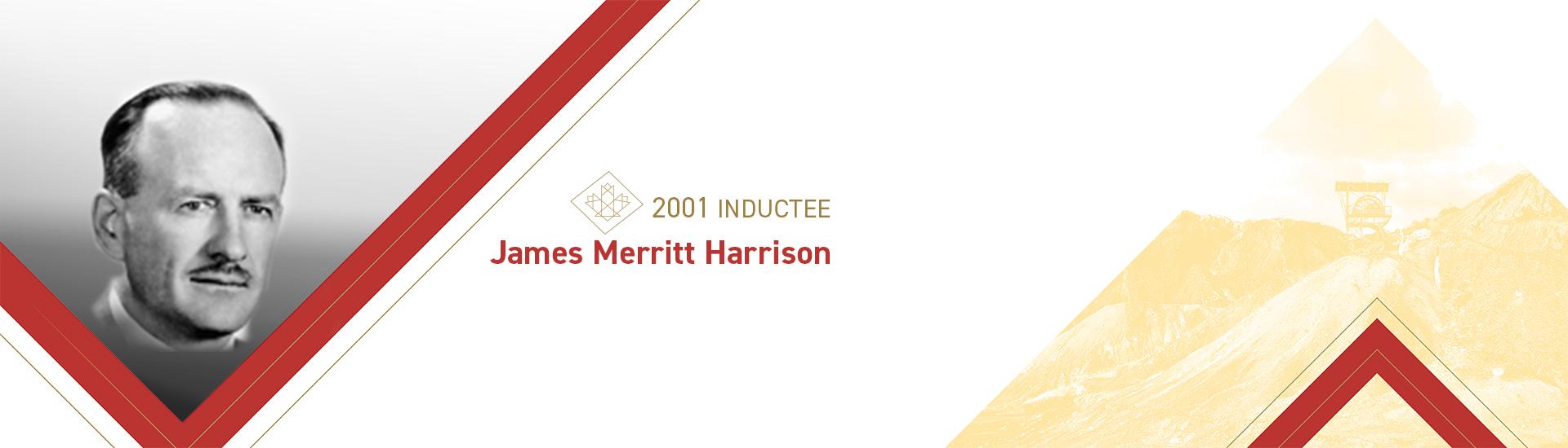 James Merritt Harrison (1915 – 1990)