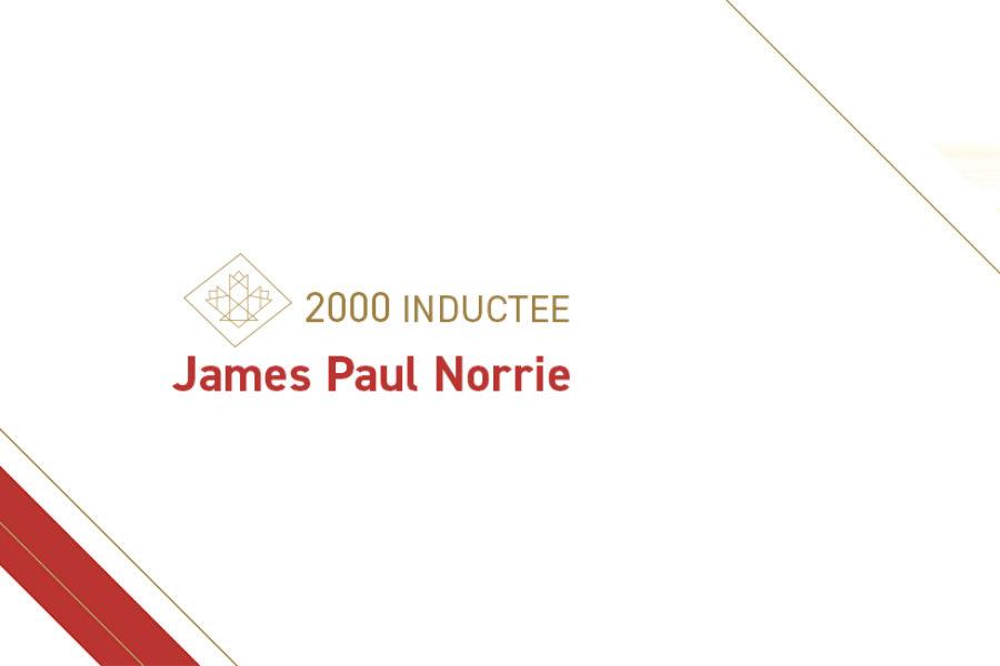 James Paul Norrie (1891 – 1945)