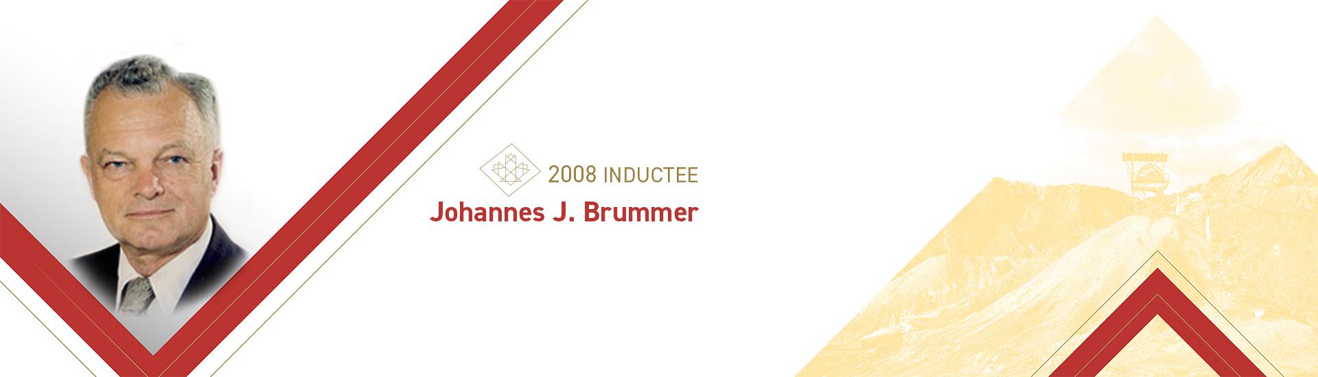 Johannes J. Brummer (1921 – 2005)
