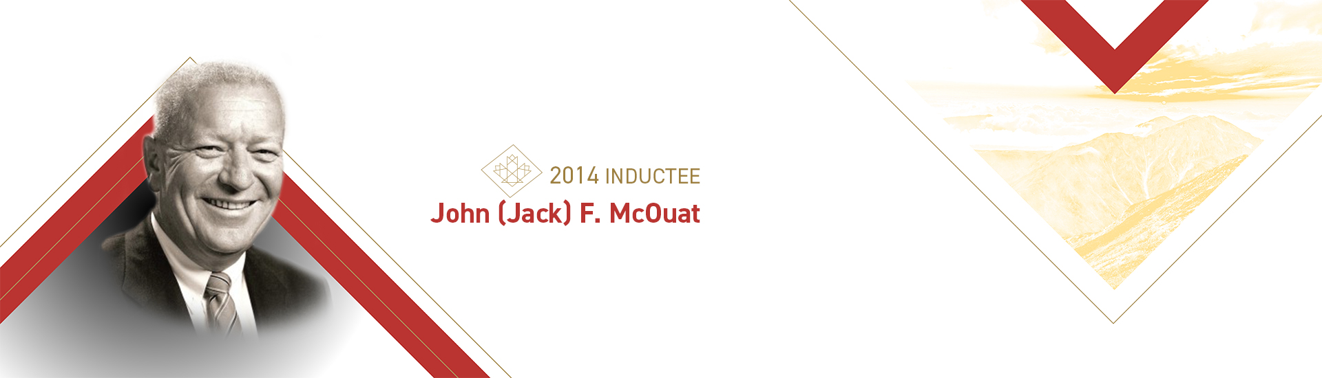 John (Jack) F. McOuat (1933 – 2013)