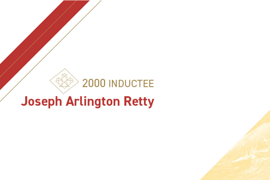 Joseph Arlington Retty (1904 – 1961)