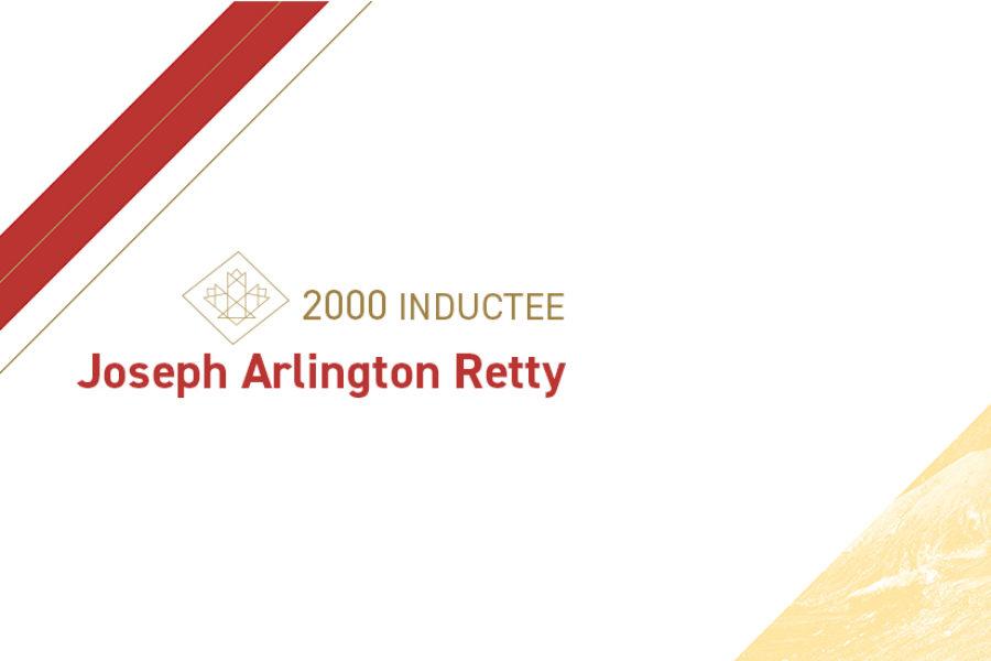Joseph Arlington Retty (1904 – 1961)