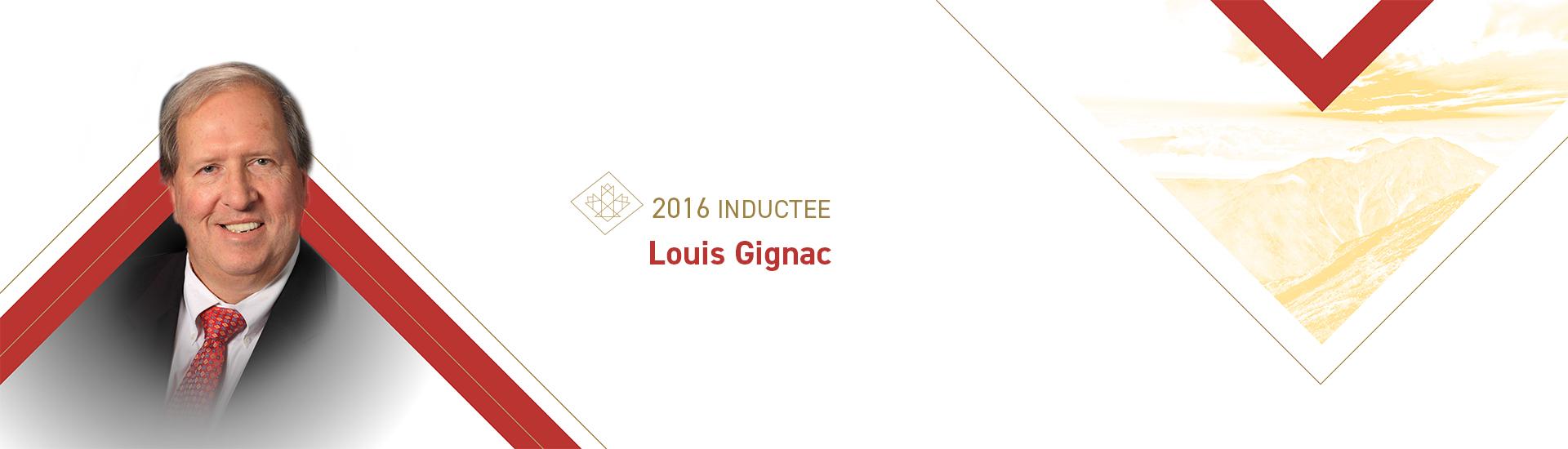 Louis Gignac (1950 –    )
