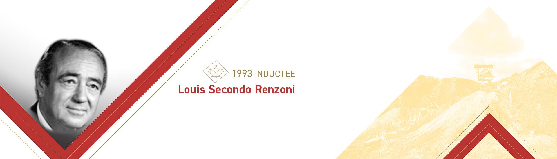 Louis Secondo Renzoni (1913 – 1993)