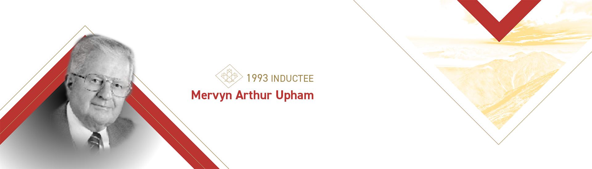 Mervyn Arthur Upham (1917 – 1999)