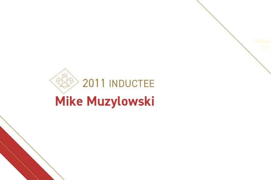 Mike Muzylowski (b. 1934)