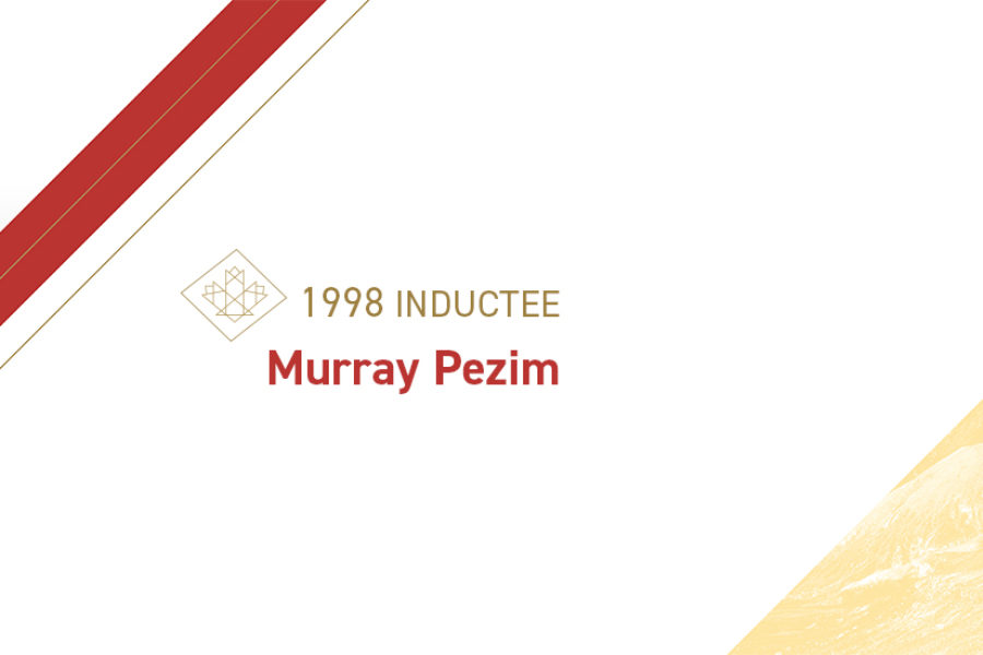 Murray Pezim (1921 – 1998)