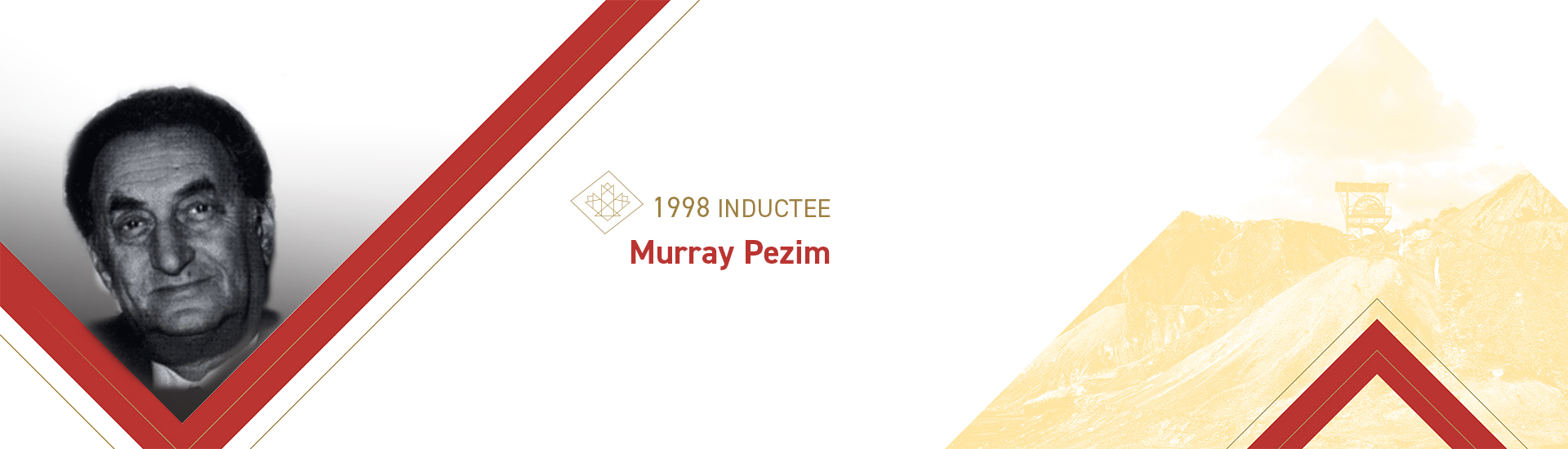 Murray Pezim (1920 – 1998)