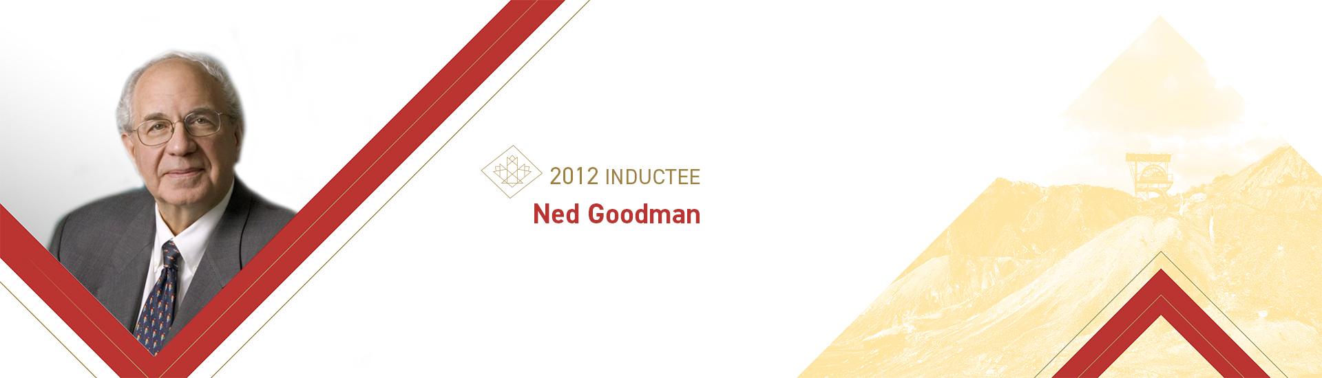 Ned Goodman (b. 1937)
