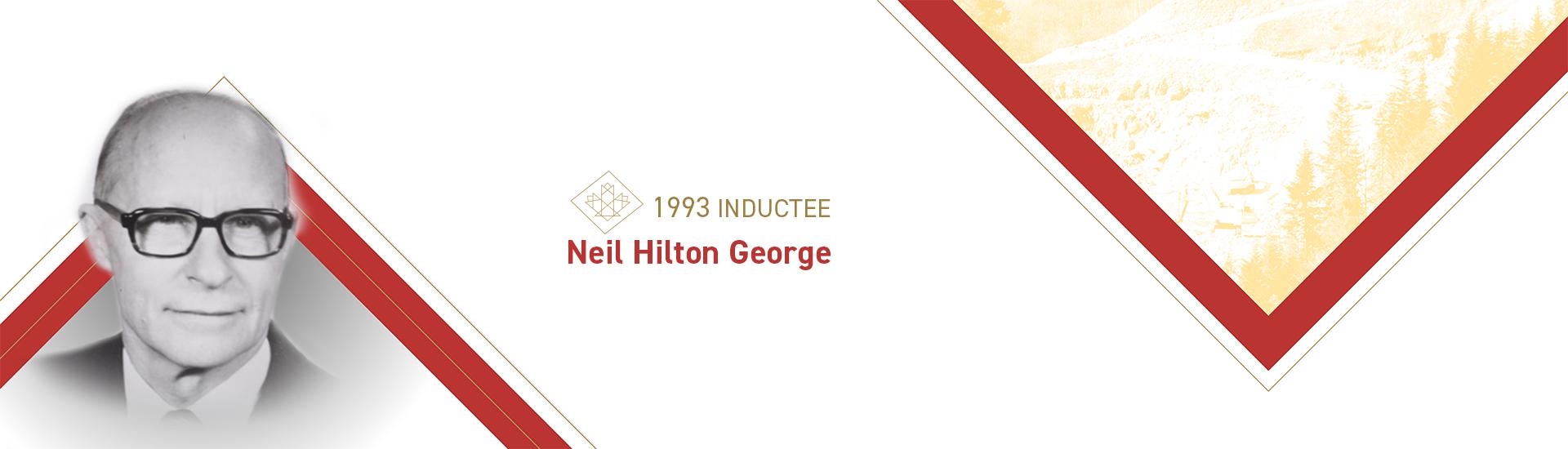 Neil Hilton George (1908 – 1988)