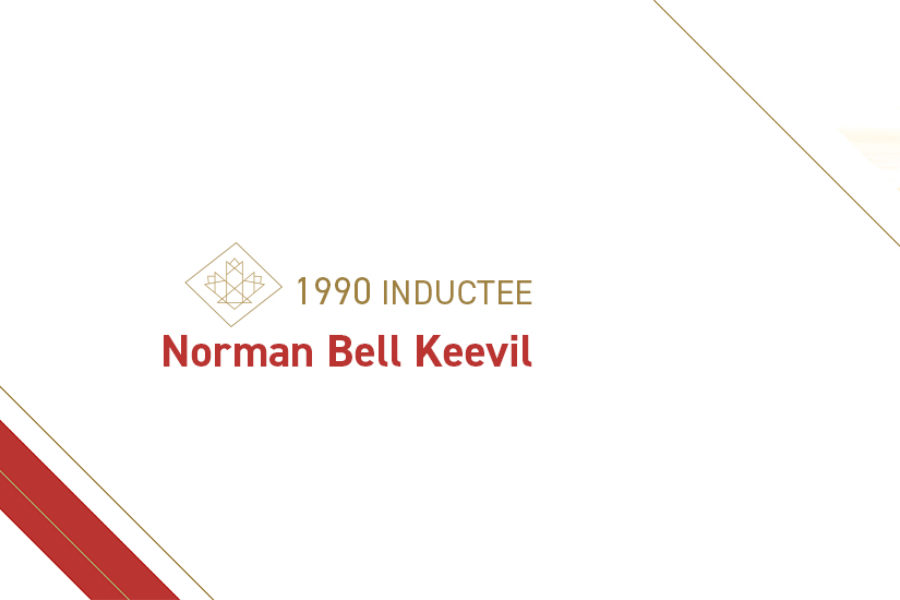 Norman Bell Keevil (1910 – 1989)