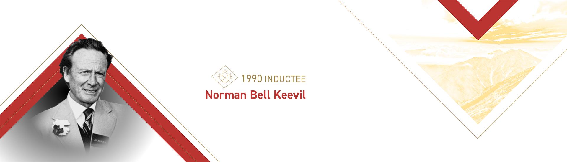 Norman Bell Keevil (1910 – 1989)