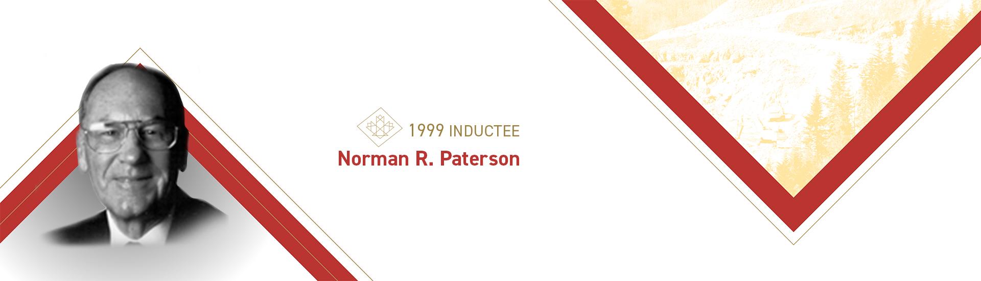 Norman R. Paterson (b. 1926)