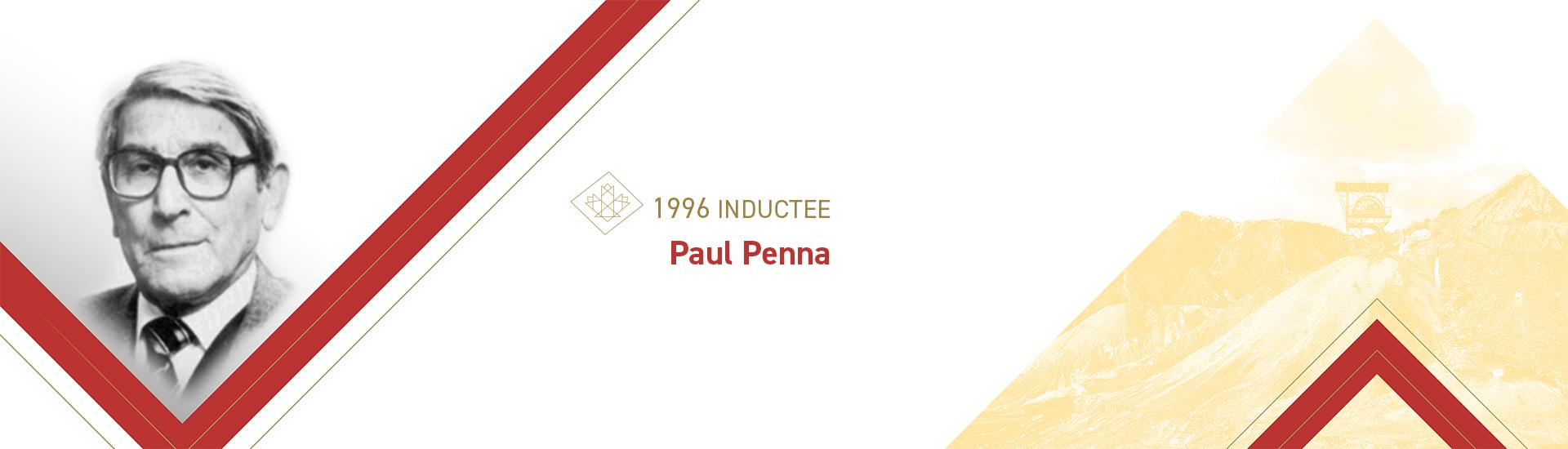 Paul Penna (1922 – 1996)