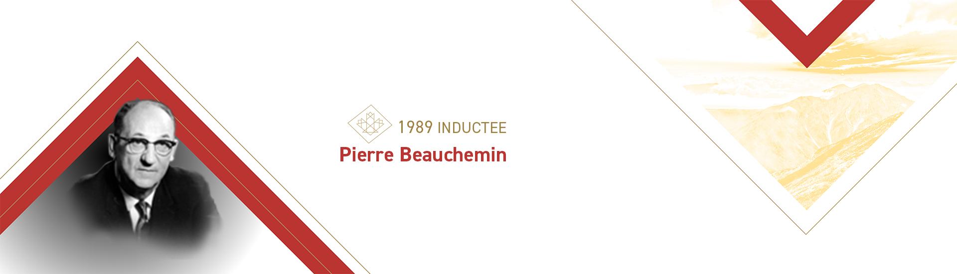 Pierre Beauchemin (1947 – 2018)