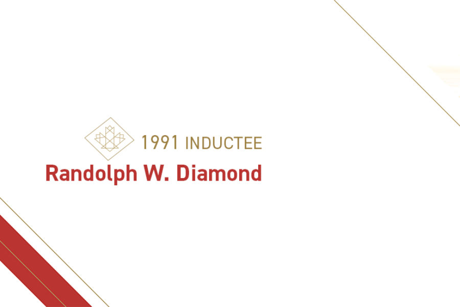 Randolph W. Diamond  (1891 – 1978)
