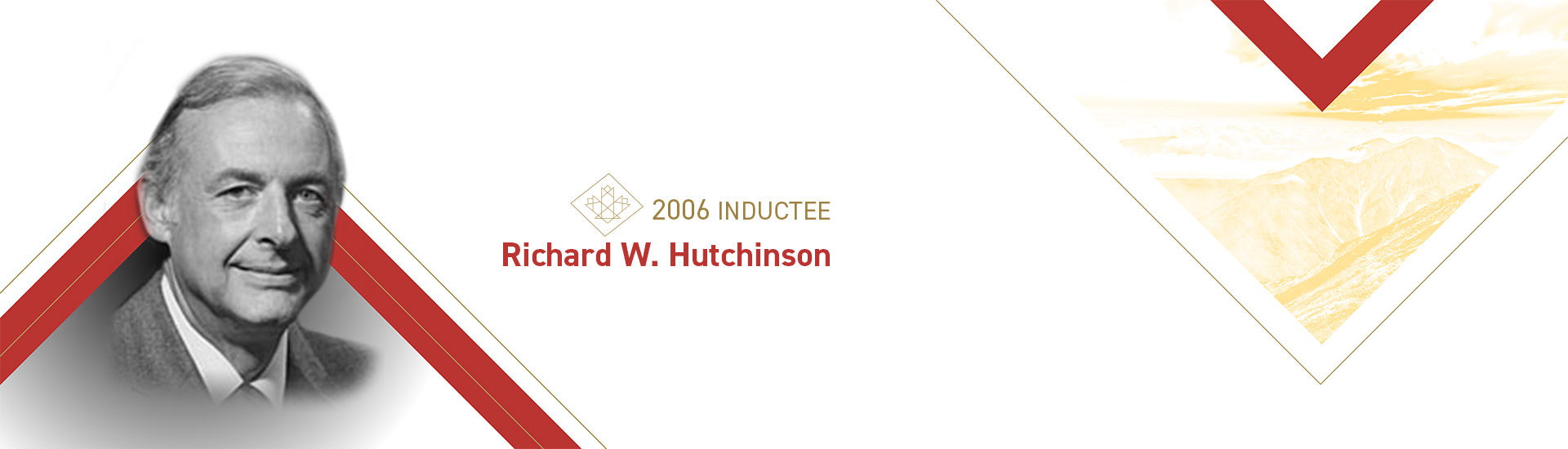 Richard W. Hutchinson (1928 – 2016)