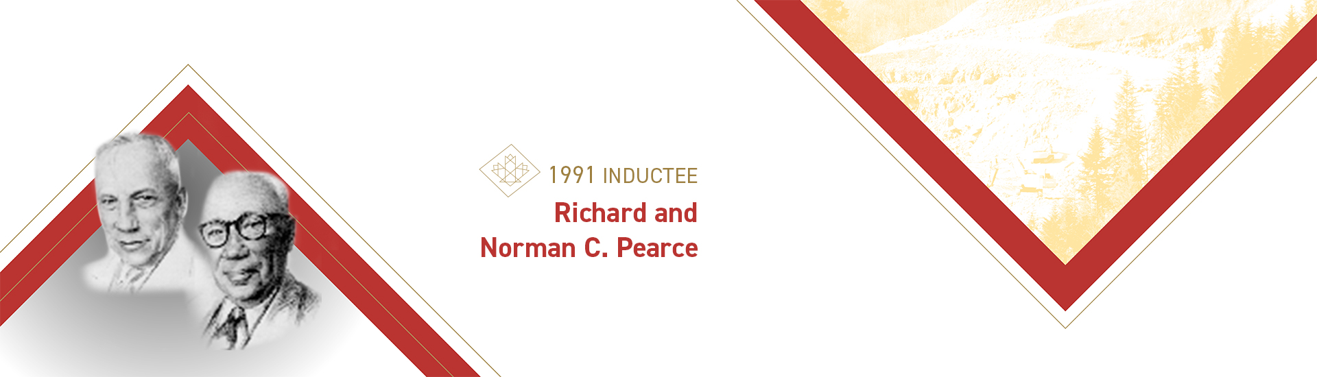 Richard (1892 – 1972) and Norman C. (1889 -1967) Pearce