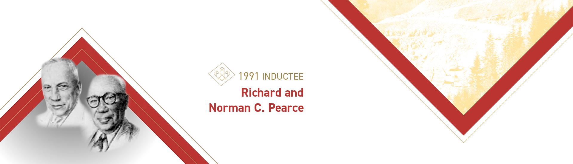 Richard and Norman C. Pearce