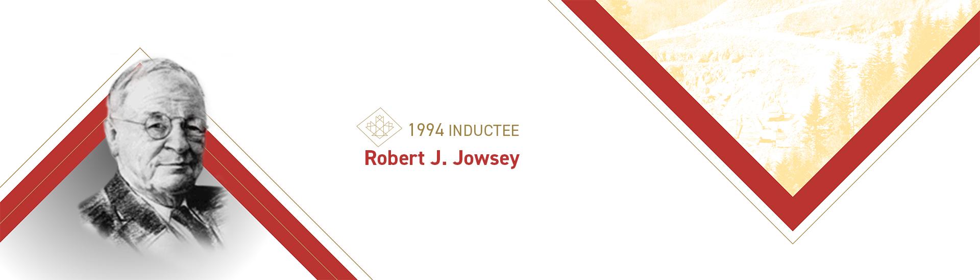 Robert J. Jowsey (1881 – 1965)