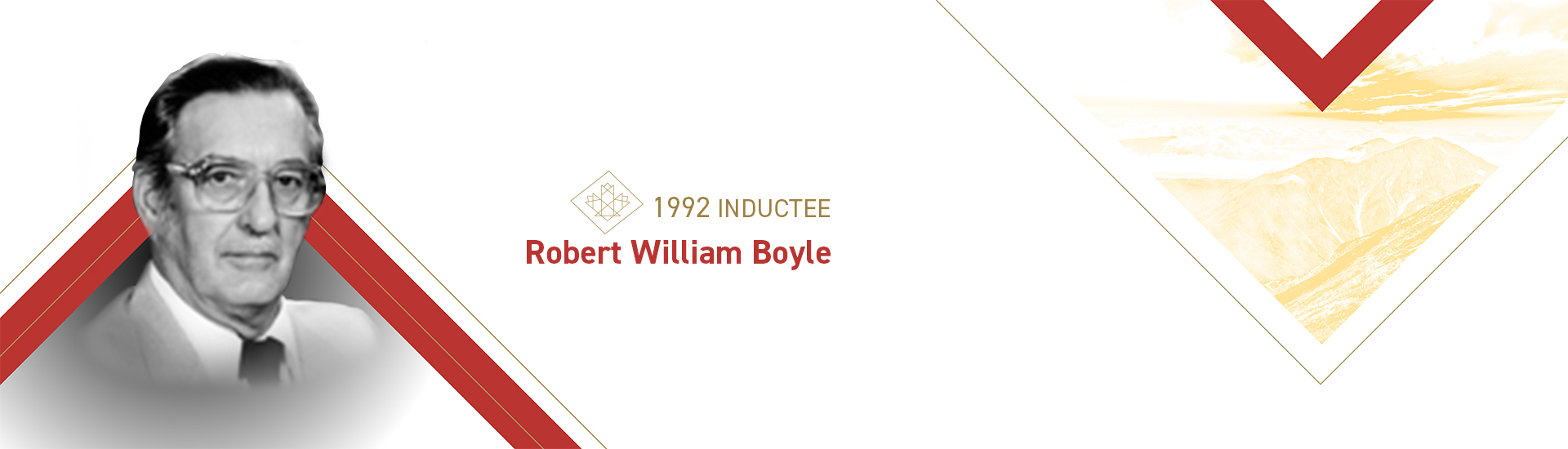 Robert William Boyle (1920 – 2003)
