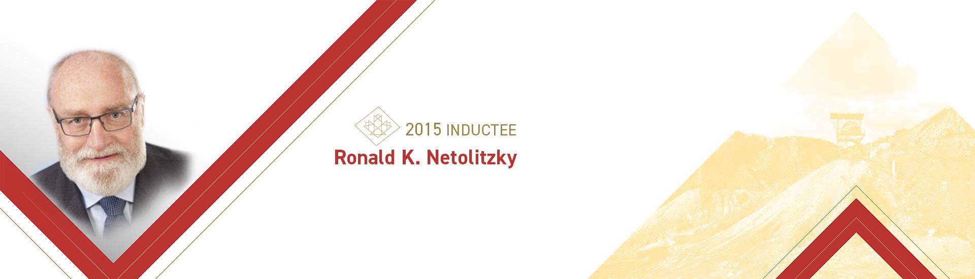 Ronald K. Netolitzky (1943 –    )