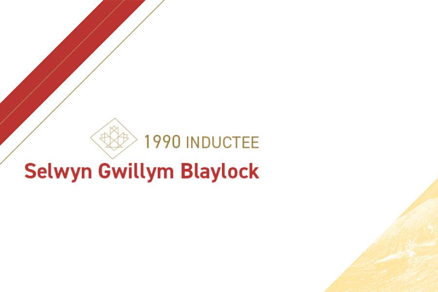 Selwyn Gwillym Blaylock (1879 – 1945)