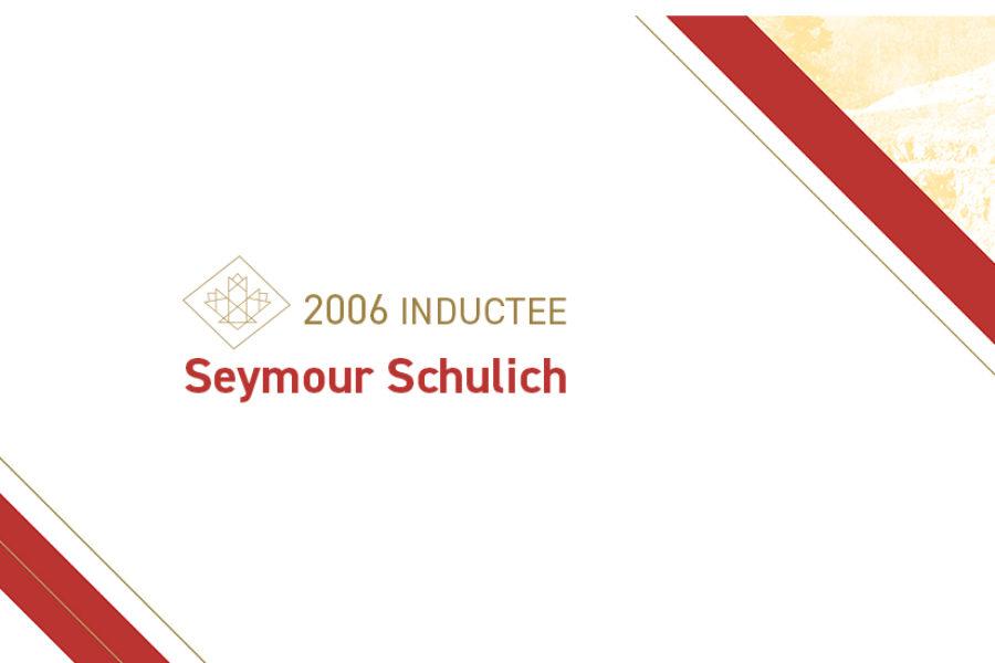 Seymour Schulich (b. 1940)